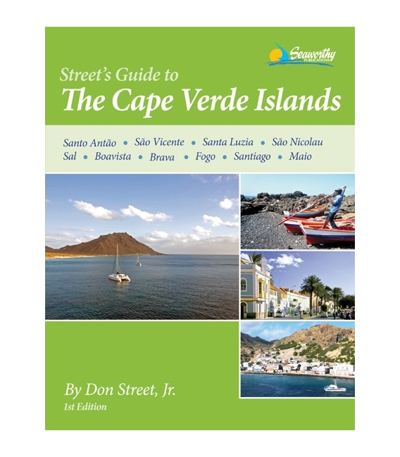 Street's Guide to the Cape Verde Islands, 1st Edition 2011