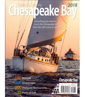 Guide to Cruising Chesapeake Bay 2018