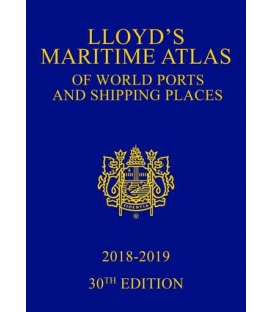 Lloyd's Maritime Atlas of World Ports and Shipping Places, 30th Edition 2018-2019