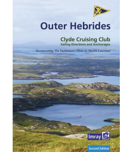 CCC Sailing Directions and Anchorages - Outer Hebrides, 2nd Edition 2017