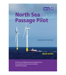 North Sea Passage Pilot, 6th Edition 2018