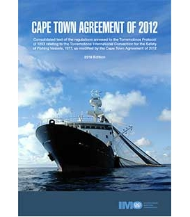 IMO IA793E Cape Town Agreement of 2012 (2018)