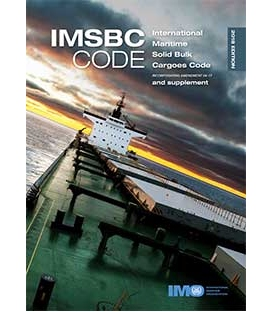 IMO II260E IMSBC Code and Supplement (including Amendment 04-17), 2018 Edition