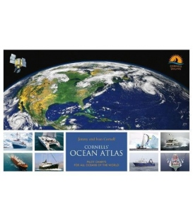Cornells' Ocean Atlas: Pilot Charts for All Oceans of the World