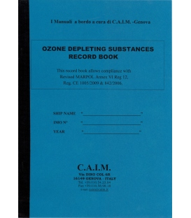 C.A.I.M. Ozone Depleting Substances Record Book (August 2010)