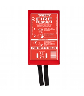 FIRE BLANKET – HARD PACK