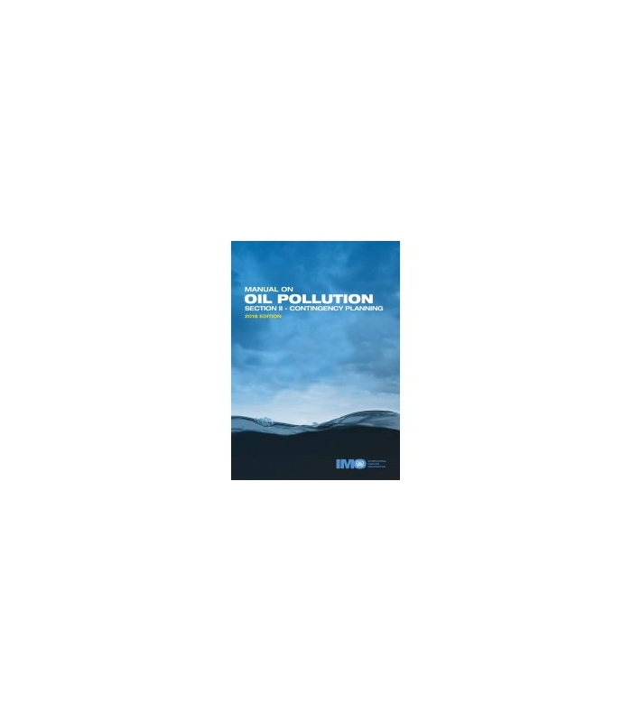 IMO IB560E Manual on Oil Pollution (Section II), 2018 Edition