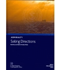 Admiralty Sailing Directions NP64 Red Sea And Gulf Of Aden Pilot, 19th Edition, 2018