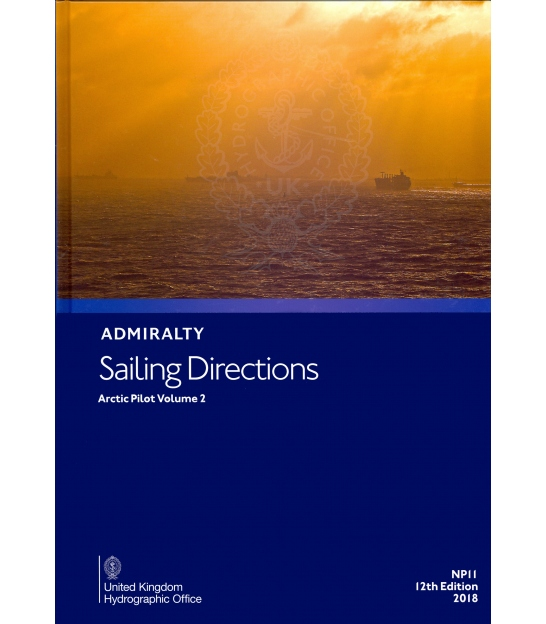 Admiralty Sailing Directions NP5 South America Pilot, Vol 1