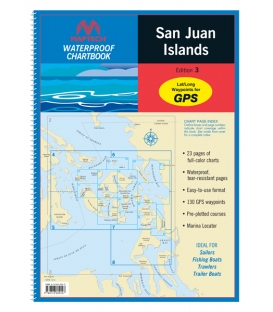 WPB San Juan Islands, 3rd Edition, 2011