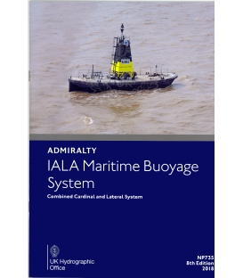 NP735 IALA Maritime Buoyage System, 8th Edition 2018