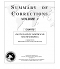 Summary of Corrections: Volume 1 - East Coast of North and South America, 2020