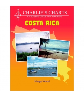 CHARLIE'S CHARTS of Costa Rica (3rd Ed.)
