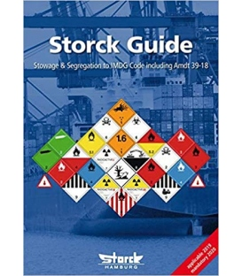 Storck Guide: Stowage and Segregation to IMDG Code including Amdt 38-16, 25th Edition 2016