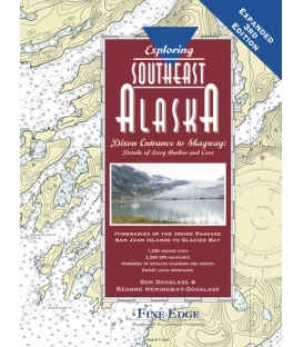 Exploring Southeast Alaska, 3rd Edition 2018