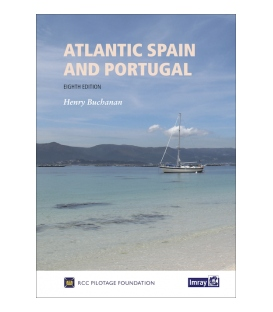 Atlantic Spain & Portugal, 8th Edition 2019