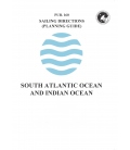 Sailing Directions Pub. 160 South Atlantic Ocean and Indian Ocean, 14th Edition 2019