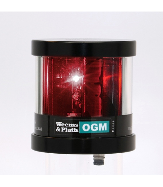 LX All Around (RED) LED Nav Light (for Commercial & Military Vessels)