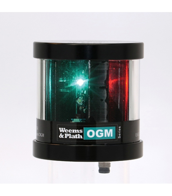 LX TriColor/Anchor LED Nav Light with Photodiode and Strobe