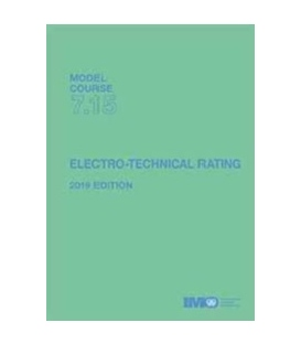 IMO Model Course T715E Model course: Electro-Technical Rating, 2019 Edition