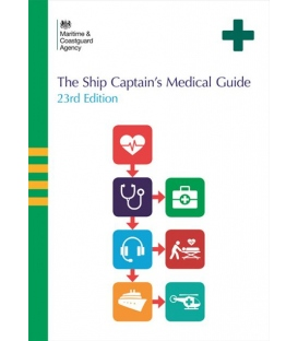 The Ship Captain's Medical Guide, 23rd Edition 2019