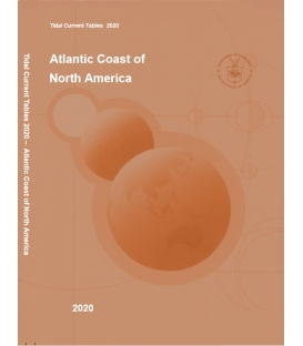 2020 NOAA Tidal Current Tables: Atlantic Coast of North America