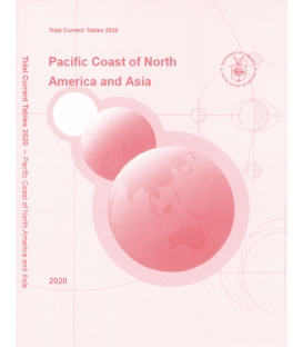 2020 NOAA Tidal Current Tables: Pacific Coast of North America