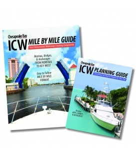 ICW Mile by Mile Guide with Planning Guide, 2019 Edition