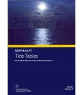 NP207 Admiralty Tide Tables (ATT) Volume 7 South West Atlantic Ocean and South America, 2020 Edition