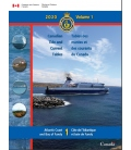 Canadian Tide and Current Tables, Volume 1, Atlantic Coast and Bay of Fundy (2020 Edition)