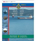 Canadian Tide and Current Tables, Volume 3, St. Lawrence River and Saguenay Fiord (2020 Edition)