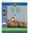 Canadian Tide and Current Tables, Volume 5, Juan de Fuca Strait and Strait of Georgia (2020 Edition)