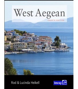 West Aegean Pilot, 4th Edition 2020