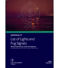 NP 83 Admiralty List of Lights and Fog Signals Volume K: Western Pacific Ocean, South of the Equator, 1st Edition 2021