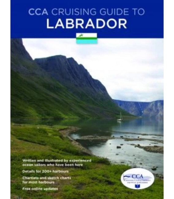 The Cruising Guide to The Labrador, 1st Edition 2020