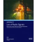 NP286(7): Admiralty List of Radio Signals Central and South America and the Caribbean, 2nd Edition 2021