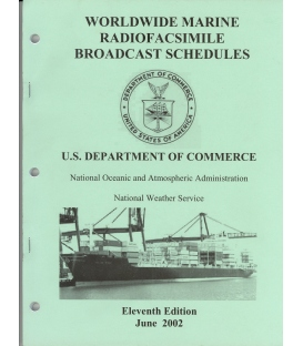 Worldwide Marine Radiofacsimile Broadcast Schedules