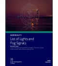 NP84 Admiralty List of Lights and Fog Signals Volume L: Northern Seas Coast of Norway north of Lat 60° 55'N, 1st Edition 2021