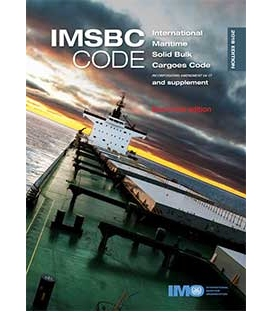 IMO e-Reader KI260E IMSBC Code and Supplement, 2018 Edition