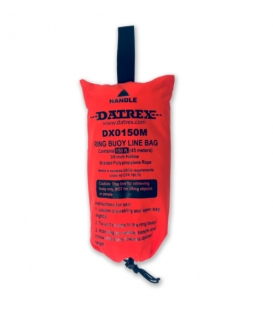 DATREX Ring Buoy Line Bag 150 ft (45 meters) SOLAS High Drop