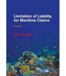 IMO e-Reader KB444E Limitation of Liability for Maritime Claims, 2016 Edition
