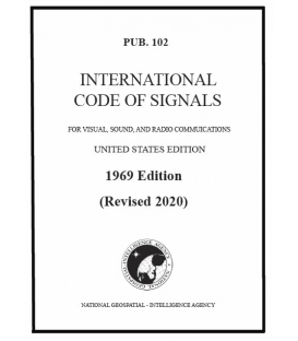 Pub. 102 - The International Code of Signals, 2020