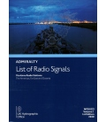 NP281(2): Admiralty List of Radio Signals Maritime Radio Stations The Americas, Far East and Oceania, 1st Edition, 2020