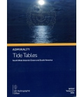 NP207 Admiralty Tide Tables (ATT) Volume 7 South West Atlantic Ocean and South America, 2021 Edition