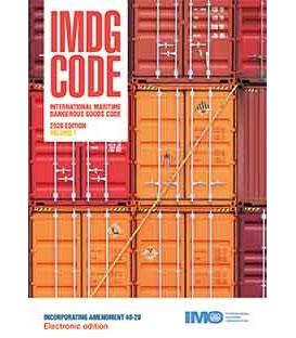 IMO e-Reader KM200E IMDG Code, 2020 Edition (inc. Amendment 40-20) 2 Vol. Set