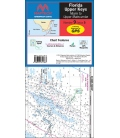 Maptech Waterproof Chart WPC009, Florida Upper Keys (Miami to Upper Matecumbe), 5th Edition, 2015