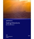 Admiralty Sailing Directions NP70 West Indies Pilot, Vol 1, 8th Edition 2021