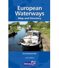 European Waterways Map and Concise Directory, 6th Edition 2021