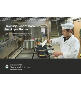 Training Record Book for Ships' Cooks (ICS)