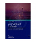NP79 Admiralty List of Lights and Fog Signals Vol. F: N.E. Ind O. Cent part of S. China & E. Archipelagic Seas, 2nd Edition 2021